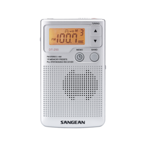 DT-250 디지털 휴대용 라디오