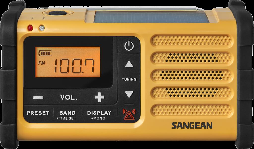MMR-88 자가발전 디지털 라디오, 다양한 기능이 있는 라디오다.