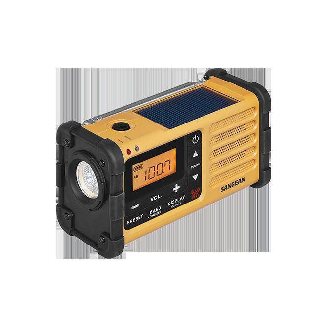 MMR-88 디지털 자가발전 라디오 출시