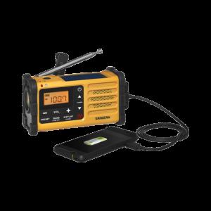 MMR-88 디지털 자가발전 라디오 충전