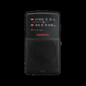 SR-35 아날로그 휴대용 라디오