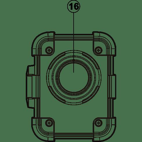 MMR-88 디지털 자가발전 라디오 플래시