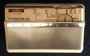 나의 첫번째 라디오 - Constant 6T-220