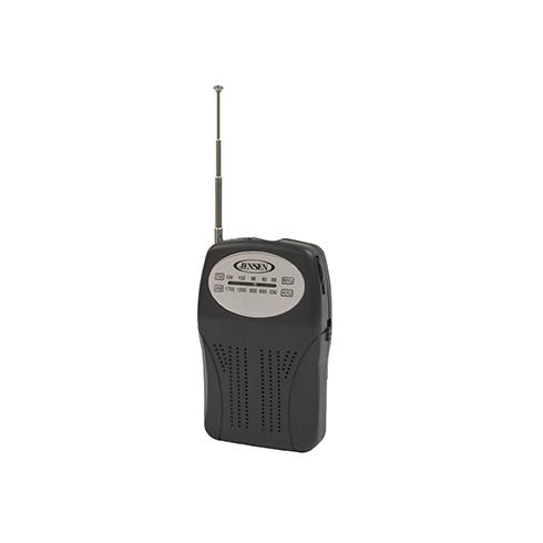 Jensen MR-75 휴대용 라디오
