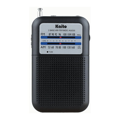 Kaito KA-200 휴대용 라디오