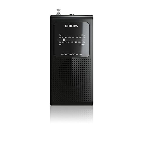 Philips AE1500 휴대용 라디오