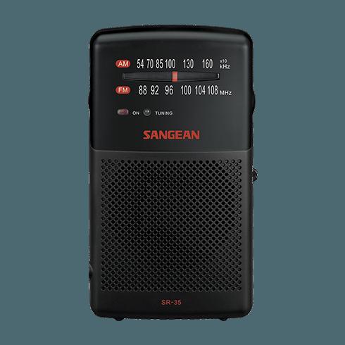 2와 1/4인치의 스피커는 라디오헤븐에서 공급하는 MMR-88 이나 DT-250보다 더 큰 음량으로 라디오를 청취할 수 있습니다. 가장 저렴한 제품인데도 말이죠.