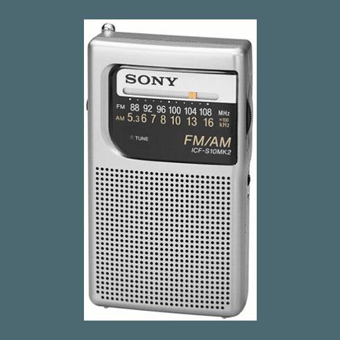 Sony ICF-S10 MK2 휴대용 라디오