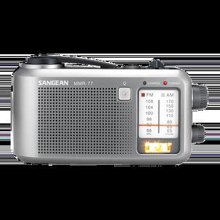 MMR-77 아날로그 자가발전 라디오
