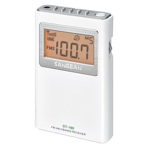 Sangean-DT-160-Pocket-Radio-Side